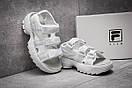 Сандалии женские  Fila Disruptor SD, белые (13482) размеры в наличии ► [  36 37  ], фото 3