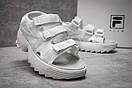 Сандалии женские  Fila Disruptor SD, белые (13482) размеры в наличии ► [  36 37  ], фото 5