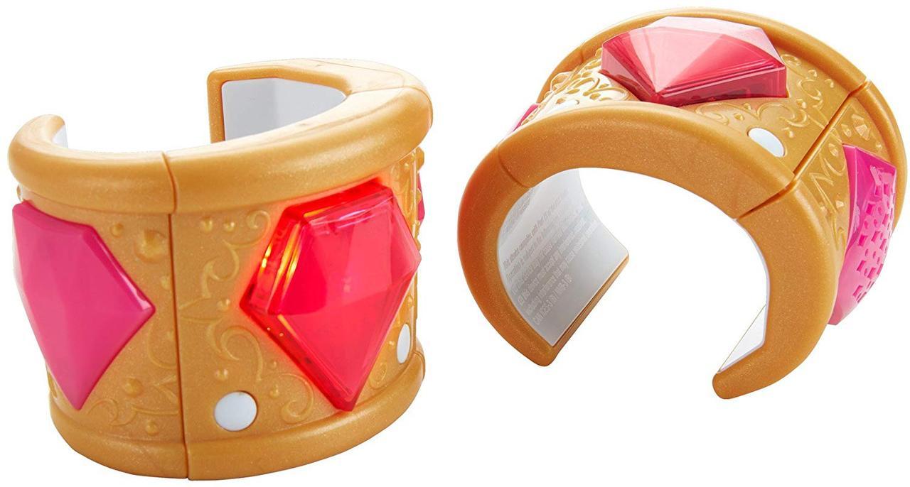 Волшебные магические браслеты Шиммер и Шайн с рубинами Фишер прайс Fisher-Price Shimmer and Shine