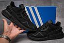 Кроссовки мужские Adidas EQT ADV 91, черные (13702) размеры в наличии ► [  44 (последняя пара)  ], фото 2