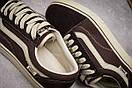 Кроссовки мужские  Vans Old Skool, коричневые (11037) размеры в наличии ► [  43 44  ], фото 6
