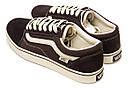 Кроссовки мужские  Vans Old Skool, коричневые (11037) размеры в наличии ► [  43 44  ], фото 8