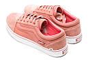 Кроссовки женские  Vans Old Skool, розовые (13724) размеры в наличии ► [  40 (последняя пара)  ], фото 8