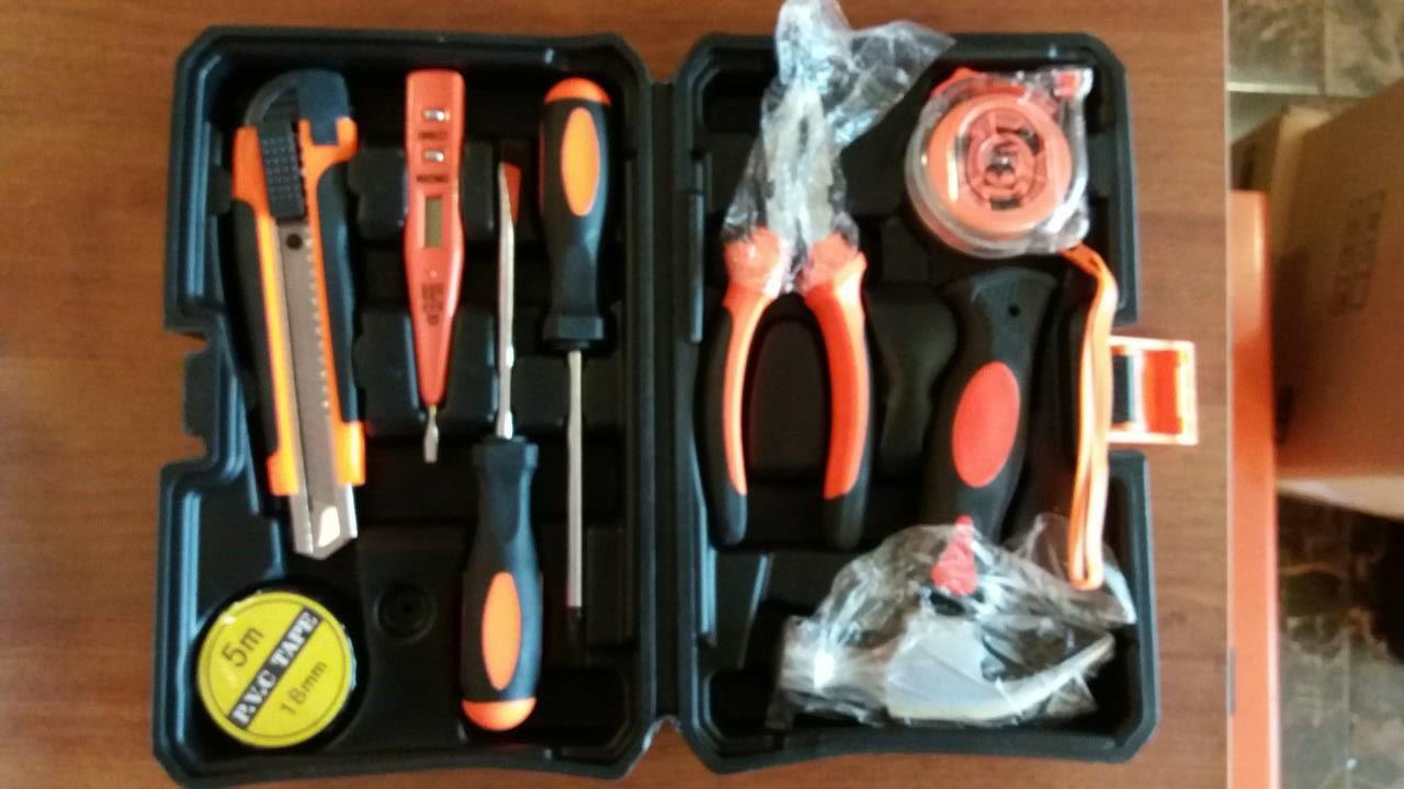 Мультифункциональный набор инструментов для монтажа Edon ED12S(08TZ)