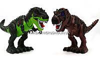 Динозавр «Super Power» (ходит, издает реалистические звуки)- 2 цвета