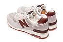 Кроссовки мужские New Balance 1400, бежевые (12703) размеры в наличии ► [  44 (последняя пара)  ], фото 8