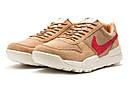 Кроссовки мужские Nike Apparel, коричневые (13154) размеры в наличии ► [  41 42 44  ], фото 7