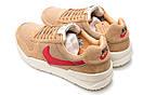 Кроссовки мужские Nike Apparel, коричневые (13154) размеры в наличии ► [  41 42 44  ], фото 8
