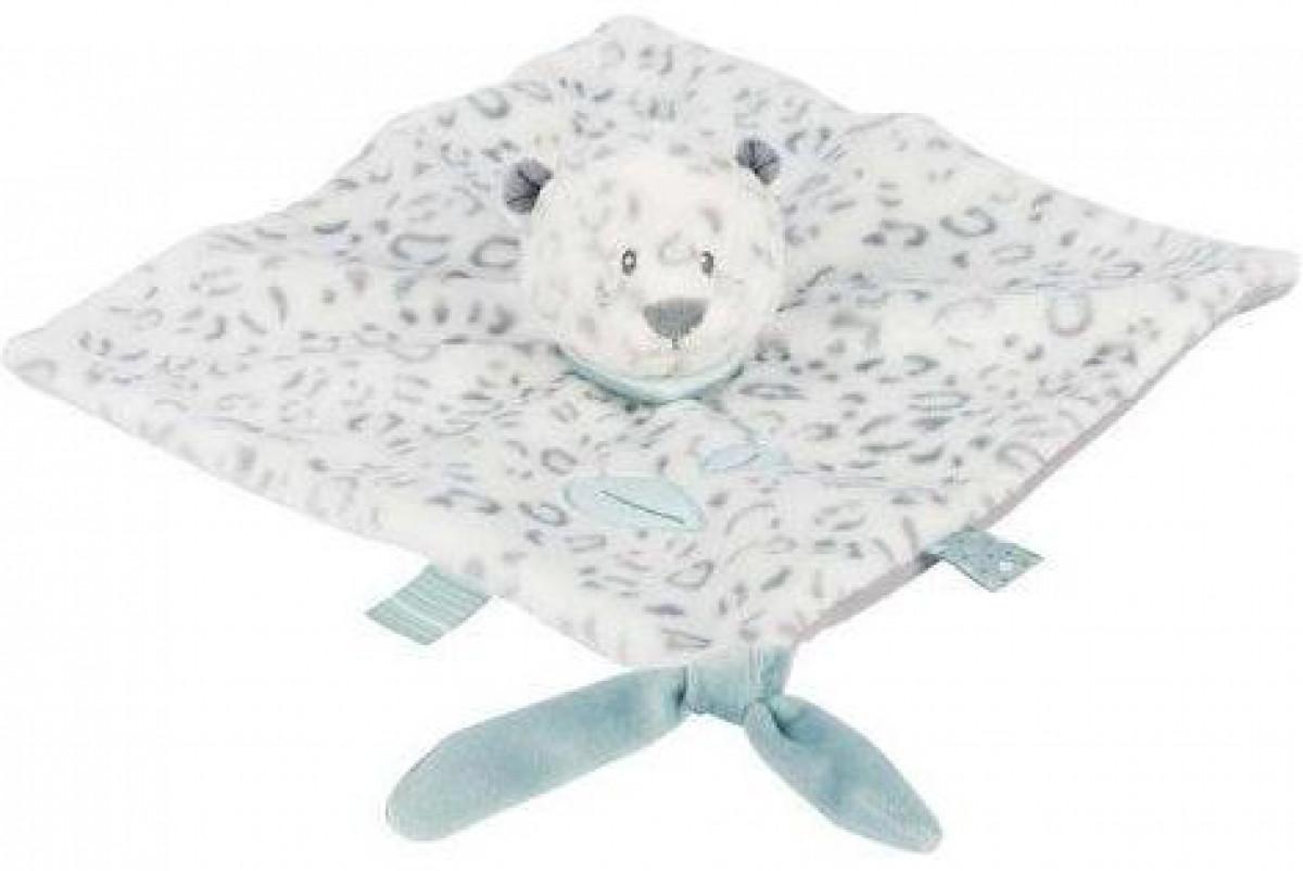 Nattou - Мягкая игрушка-кукла леопард Лея