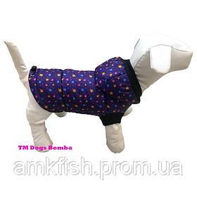 Зимний жилет G-20 для собак DogsBomba