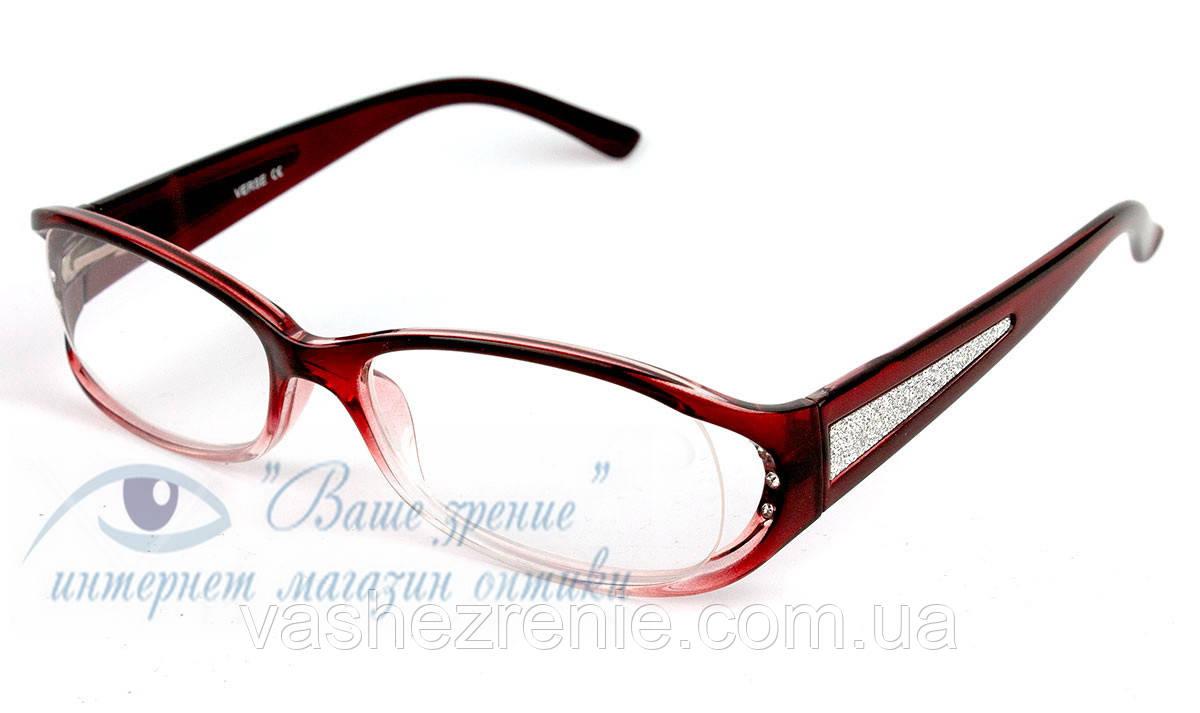Очки женские для зрения с диоптриями +/- Код:1166