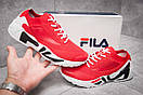 Кроссовки мужские  Fila Mino One, красные (13682) размеры в наличии ► [  44 45  ], фото 2
