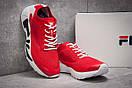 Кроссовки мужские  Fila Mino One, красные (13682) размеры в наличии ► [  44 45  ], фото 3