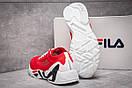 Кроссовки мужские  Fila Mino One, красные (13682) размеры в наличии ► [  44 45  ], фото 4