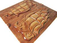 Нарды из дерева ручной работы, фото 1