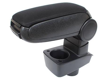 Подлокотник + монтажный комплект Ford Fiesta VII Mk7, фото 2