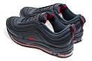 Кроссовки мужские Nike Air Max 98, темно-синие (14173) размеры в наличии ► [  41 42 45 46  ], фото 8