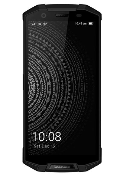 Защищенный противоударный смартфон Doogee S70 Lite - Helio P23, 4/64 GB, 5500 mah