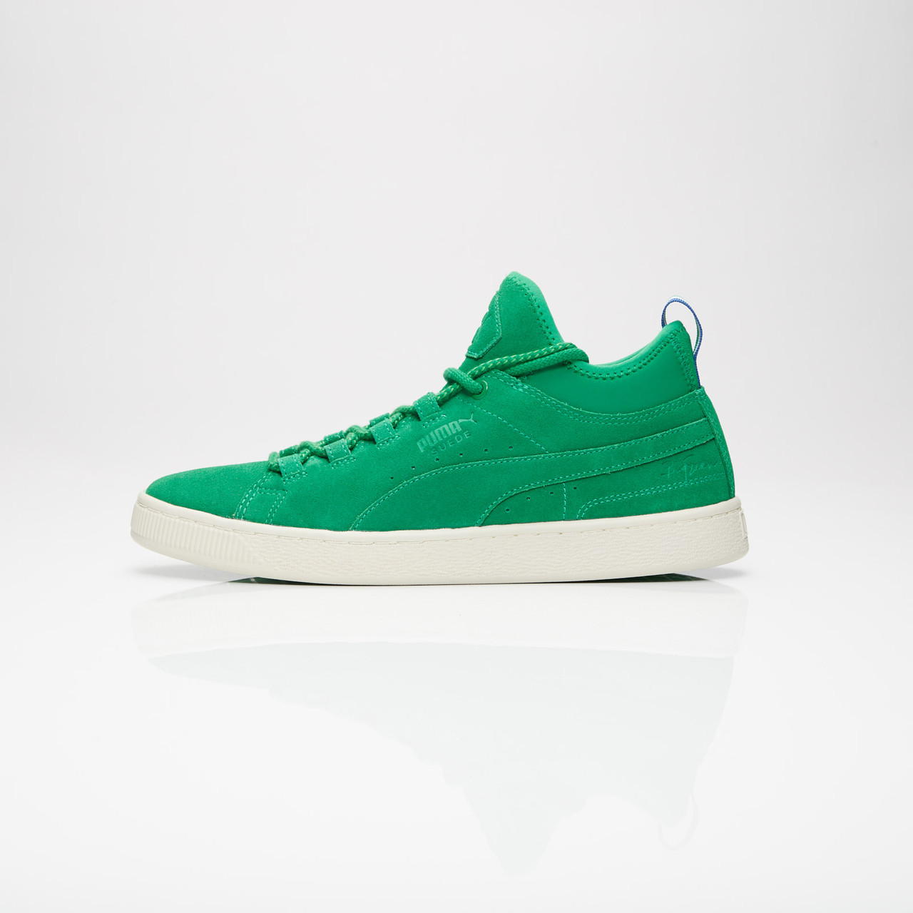 watch 08dfc d3a78 Puma Suede Mid x BIG SEAN