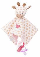 Nattou - Мягкая игрушка-кукла жираф Шарлотта, фото 1