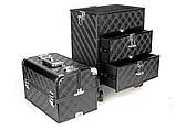 Профессиональный косметический чемодан GREAT 2 в 1, фото 4