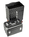 Профессиональный косметический чемодан GREAT 2 в 1, фото 5