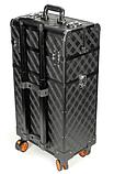Профессиональный косметический чемодан GREAT 2 в 1, фото 3