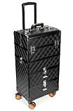 Профессиональный косметический чемодан GREAT 2 в 1, фото 2