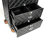 Профессиональный косметический чемодан GREAT 2 в 1, фото 9