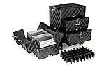 Профессиональный косметический чемодан GREAT 2 в 1, фото 8