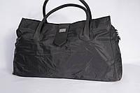 Дорожная сумка Epol 23601 black большая черная