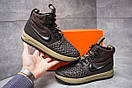 Зимние кроссовки Nike LF1 Duckboot, коричневые (30254) размеры в наличии ► [  44 (последняя пара)  ], фото 2