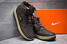 Зимние кроссовки Nike LF1 Duckboot, коричневые (30254) размеры в наличии ► [  44 (последняя пара)  ], фото 3