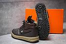 Зимние кроссовки Nike LF1 Duckboot, коричневые (30254) размеры в наличии ► [  44 (последняя пара)  ], фото 4