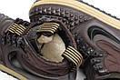 Зимние кроссовки Nike LF1 Duckboot, коричневые (30254) размеры в наличии ► [  44 (последняя пара)  ], фото 6