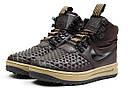 Зимние кроссовки Nike LF1 Duckboot, коричневые (30254) размеры в наличии ► [  44 (последняя пара)  ], фото 7