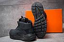 Зимние ботинки Nike Air, серые (30294) размеры в наличии ► [  41 42  ], фото 4