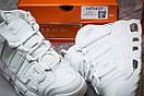 Кроссовки женские Nike Air Uptempo, белые (14774) размеры в наличии ► [  39 (последняя пара)  ], фото 6