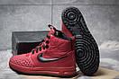 Зимние ботинки  на мехуNike LF1 Duckboot, бордовые (30402) размеры в наличии ► [  42 (последняя пара)  ], фото 4