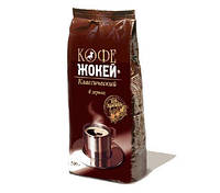 """Кофе Жокей """"Класический"""" 0,5 кг зерно, 250гр-54грн"""