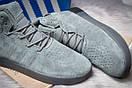 Зимние кроссовки  на мехуAdidas Tubular Invader Strap, серые (30443) размеры в наличии ► [  45 (последняя пара)  ], фото 6