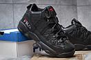Зимние кроссовки  на меху Fila Spaghetti, черные (30461) размеры в наличии ► [  41 42  ], фото 5