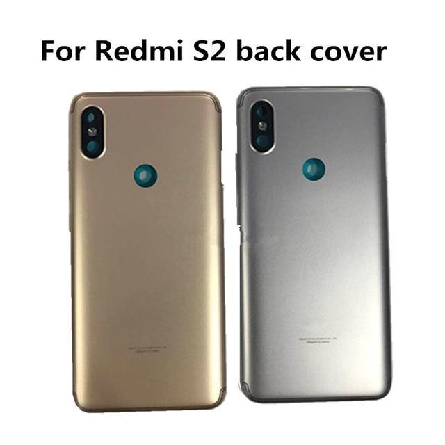 Задня кришка для смартфону Xiaomi Redmi S2 золотистого кольору
