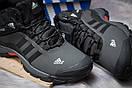Зимние ботинки  на мехуAdidas Climaproof, темно-серые (30502) размеры в наличии ► [  41 (последняя пара)  ], фото 6