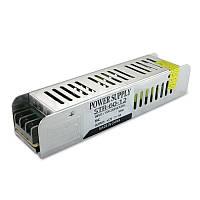 Блок питания OEM DC12 60W 5А STR-60 узкий с EMC фильтром