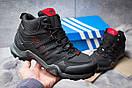 Зимние ботинки  на мехуAdidas Terrex Gore Tex, черные (30514) размеры в наличии ► [  41 42  ], фото 2