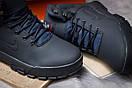 Зимние ботинки  на мехуNike LunRidge, темно-синие (30521) размеры в наличии ► [  41 42 43 44  ], фото 6