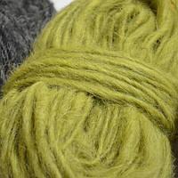 Ґушка пряжі  для вязания из натуральной овечьей шерсти