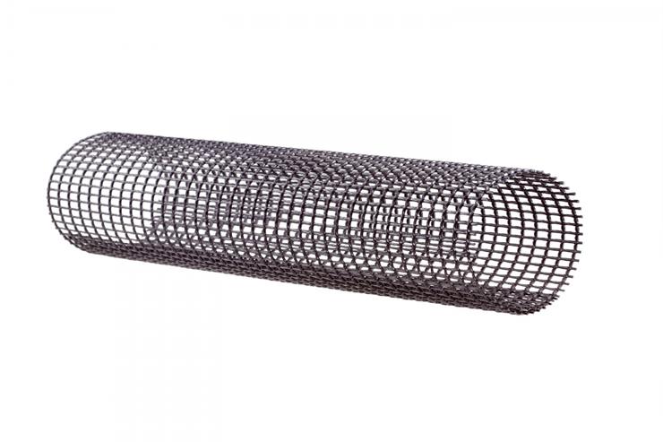 Аксессуары для водостоков сетка «Левекс Тьюб медиум» черная (2 м.п.), фото 2