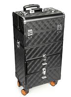 Профессиональный косметический чемодан GREAT 2 в 1